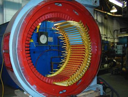 1250 HP Motors